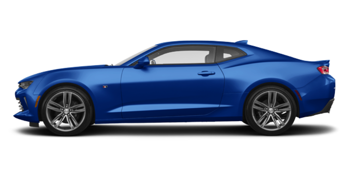 2017 Chevrolet Camaro coupe 2LT | Photo 4 | Hyper Blue Metallic