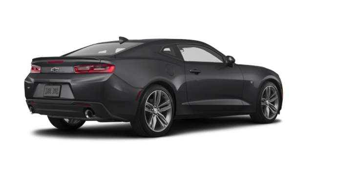 2017 Chevrolet Camaro coupe 2LT | Photo 5 | Nightfall Grey Metallic