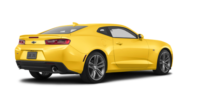 2017 Chevrolet Camaro coupe 2LT | Photo 5 | Bright Yellow