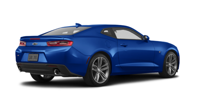 2017 Chevrolet Camaro coupe 2LT | Photo 5 | Hyper Blue Metallic