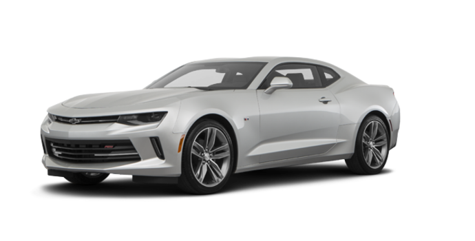 2017 Chevrolet Camaro coupe 2LT | Photo 6 | Silver Ice Metallic