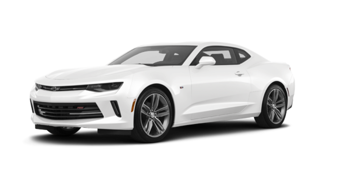 2017 Chevrolet Camaro coupe 2LT | Photo 6 | Summit White