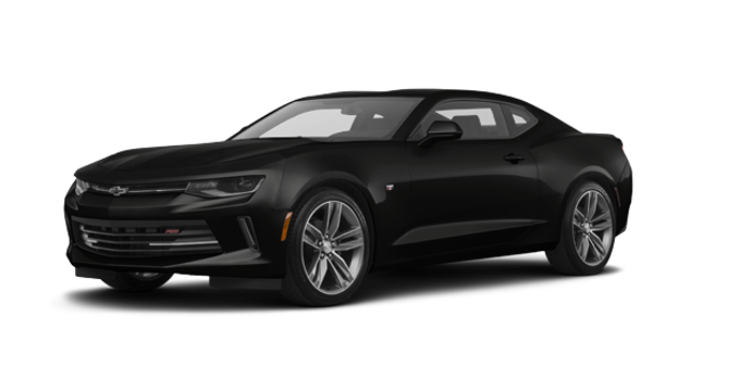 2017 Chevrolet Camaro coupe 2LT | Photo 6 | Mosaic Black Metallic