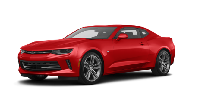 2017 Chevrolet Camaro coupe 2LT | Photo 6 | Garnet Red
