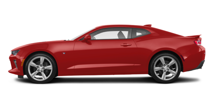 2017 Chevrolet Camaro coupe 2SS | Photo 4 | Garnet Red