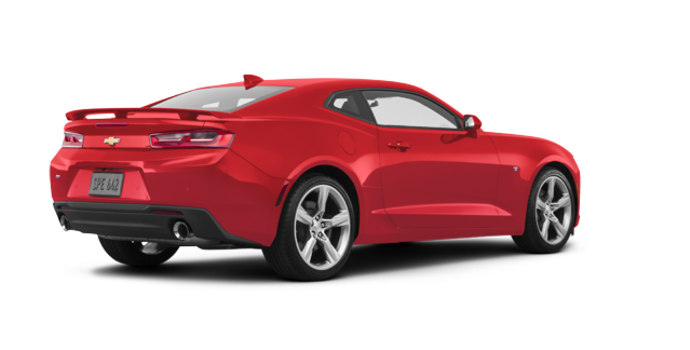 2017 Chevrolet Camaro coupe 2SS | Photo 5 | Red Hot