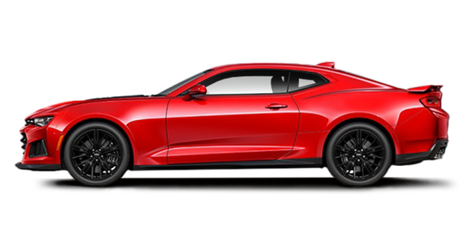 2017 Chevrolet Camaro coupe ZL1 | Photo 4 | Red Hot