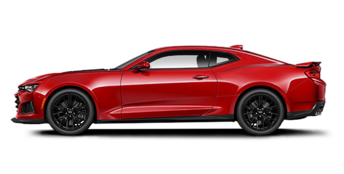 2017 Chevrolet Camaro coupe ZL1 | Photo 4 | Garnet Red