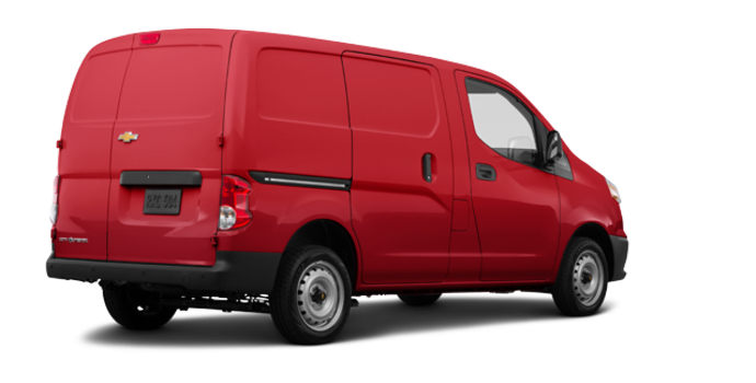2017 Chevrolet City Express 1LS | Photo 5 | Furnace Red