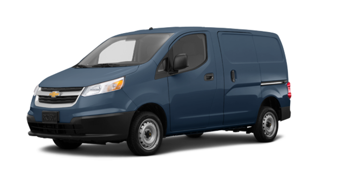 2017 Chevrolet City Express 1LS | Photo 6 | Blue Ink