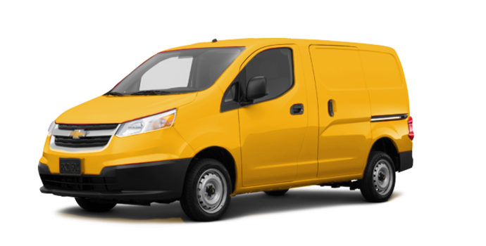 2017 Chevrolet City Express 1LS | Photo 6 | Sunglow Yellow