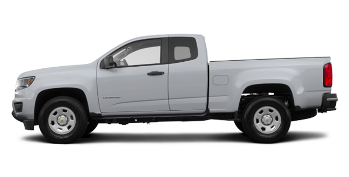2017 Chevrolet Colorado BASE | Photo 4 | Silver Ice Metallic