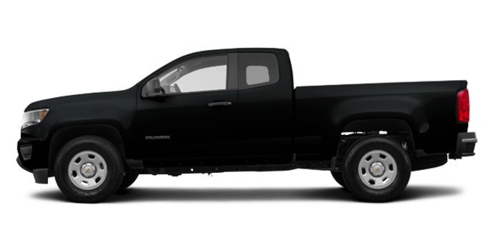 2017 Chevrolet Colorado BASE | Photo 4 | Black