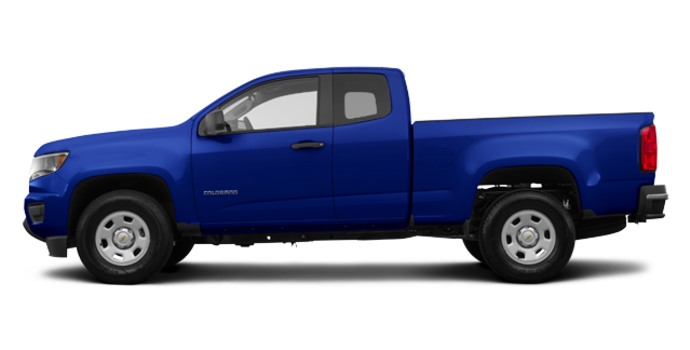2017 Chevrolet Colorado BASE | Photo 4 | Laser Blue Metallic