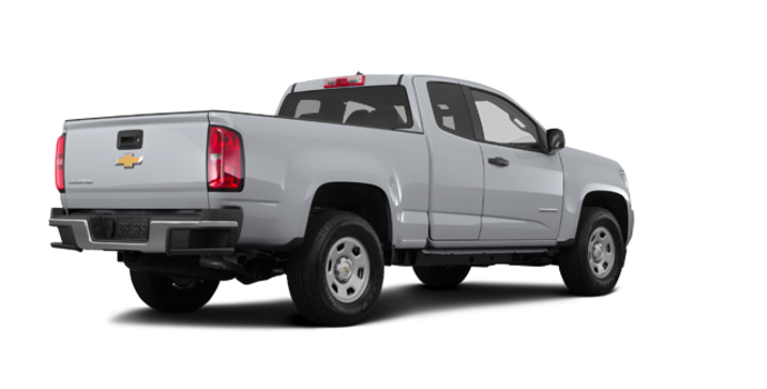 2017 Chevrolet Colorado BASE | Photo 5 | Silver Ice Metallic