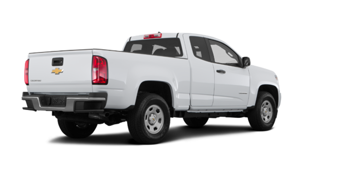 2017 Chevrolet Colorado BASE | Photo 5 | Summit White