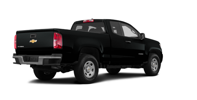 2017 Chevrolet Colorado BASE | Photo 5 | Black