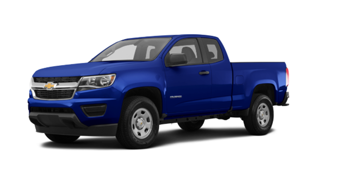 2017 Chevrolet Colorado BASE | Photo 6 | Laser Blue Metallic