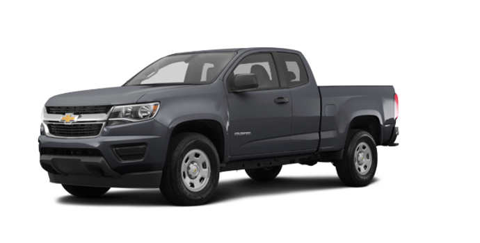 2017 Chevrolet Colorado BASE | Photo 6 | Graphite Metallic