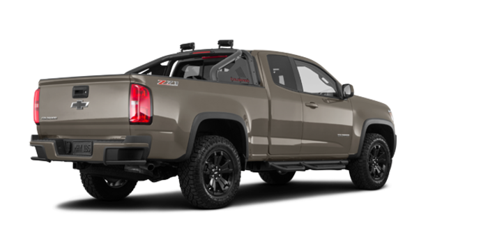 2017 Chevrolet Colorado Z71 | Photo 5 | Brownstone Metallic