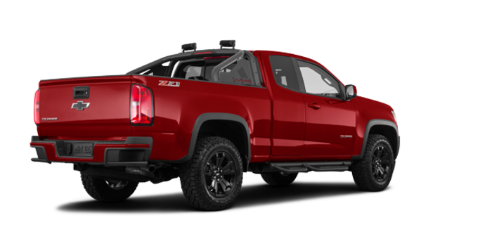 2017 Chevrolet Colorado Z71 | Photo 5 | Cajun Red