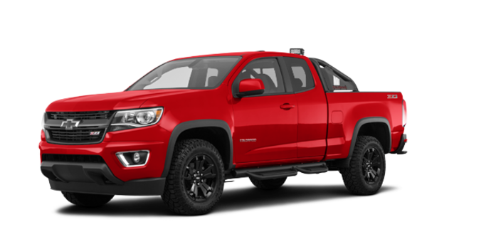 2017 Chevrolet Colorado Z71 | Photo 6 | Red Hot