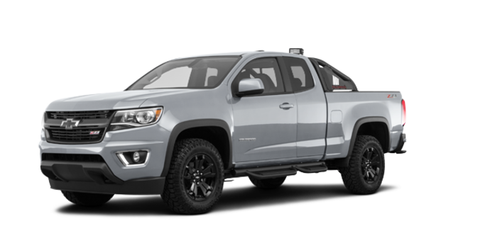 2017 Chevrolet Colorado Z71 | Photo 6 | Silver Ice Metallic