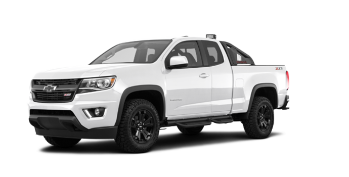 2017 Chevrolet Colorado Z71 | Photo 6 | Summit White