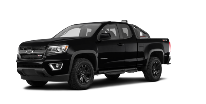 2017 Chevrolet Colorado Z71 | Photo 6 | Black