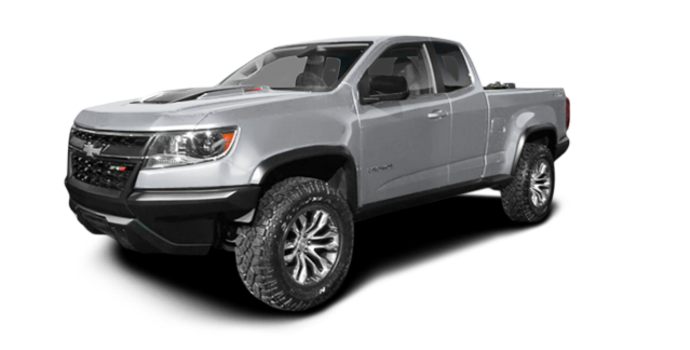 2017 Chevrolet Colorado ZR2 | Photo 6 | Silver Ice Metallic