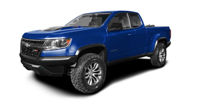 2017 Chevrolet Colorado ZR2 | Photo 6 | Laser Blue Metallic
