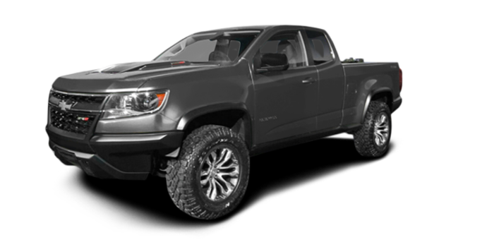 2017 Chevrolet Colorado ZR2 | Photo 6 | Graphite Metallic
