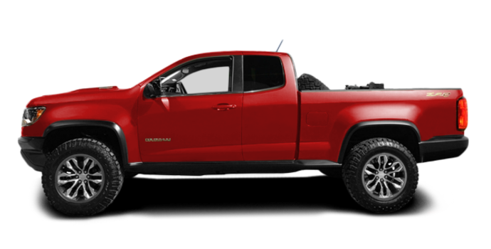 2017 Chevrolet Colorado ZR2 | Photo 4 | Cajun Red