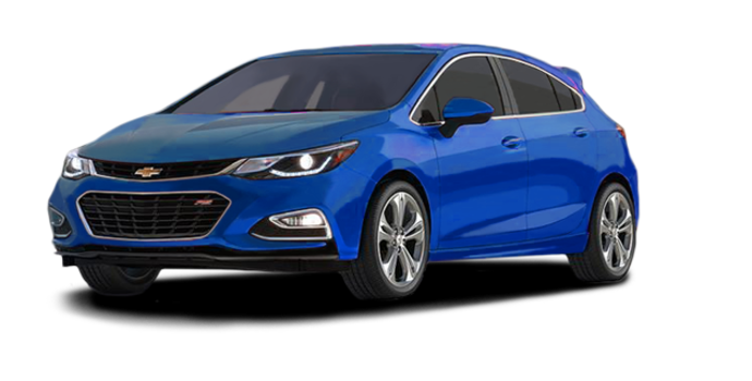 2017 Chevrolet Cruze Hatchback PREMIER | Photo 6 | Kinetic Blue Metallic