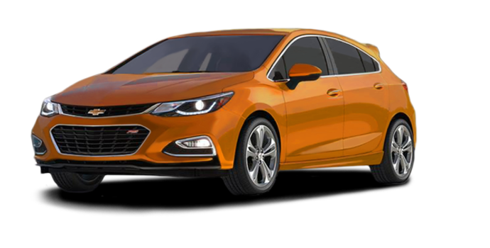 2017 Chevrolet Cruze Hatchback PREMIER | Photo 6 | Orange Burst Metallic
