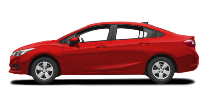 2017 Chevrolet Cruze LS | Photo 4 | Red Hot