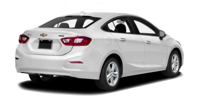2017 Chevrolet Cruze LT | Photo 5 | Summit White