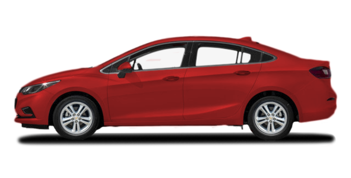 2017 Chevrolet Cruze LT | Photo 4 | Red Hot