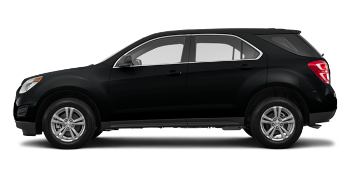 2017 Chevrolet Equinox LS | Photo 4 | Black