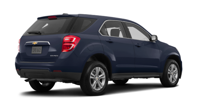 2017 Chevrolet Equinox LS | Photo 5 | Blue Velvet Metallic
