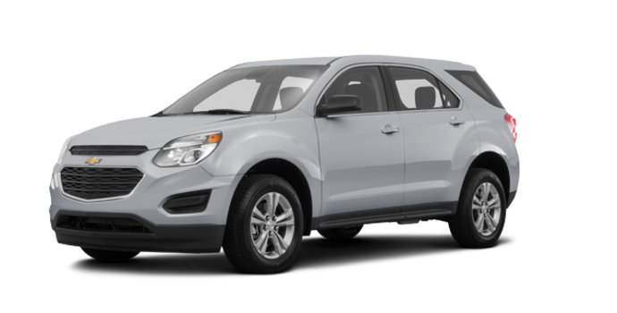 2017 Chevrolet Equinox LS | Photo 6 | Silver Ice Metallic