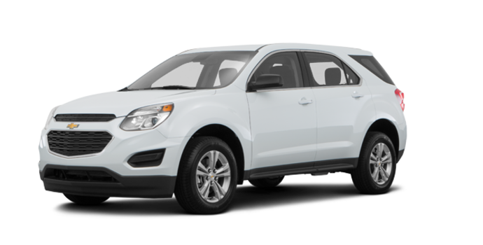 2017 Chevrolet Equinox LS | Photo 6 | Summit White
