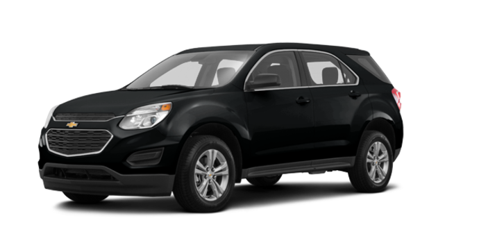 2017 Chevrolet Equinox LS | Photo 6 | Black