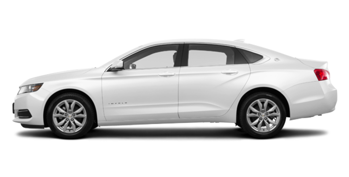 2017 Chevrolet Impala 1LT | Photo 4 | Summit White