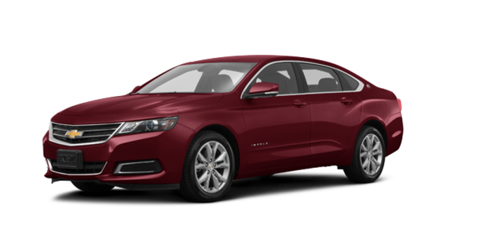 2017 Chevrolet Impala 1LT | Photo 6 | Siren Red
