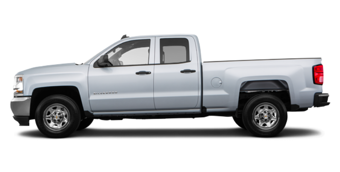 2017 Chevrolet Silverado 1500 LS | Photo 4 | Silver Ice Metallic