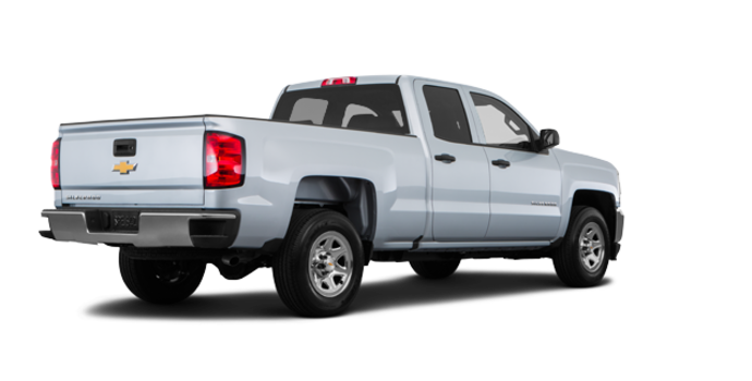 2017 Chevrolet Silverado 1500 LS | Photo 5 | Silver Ice Metallic