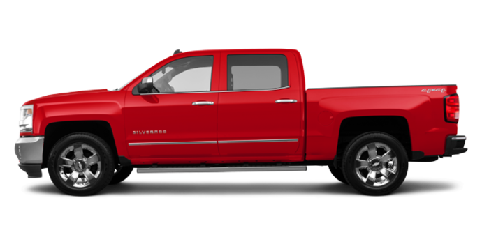 2017 Chevrolet Silverado 1500 LTZ | Photo 4 | Red Hot