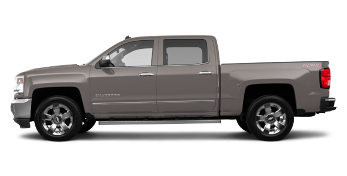 2017 Chevrolet Silverado 1500 LTZ | Photo 4 | Pepperdust Metallic
