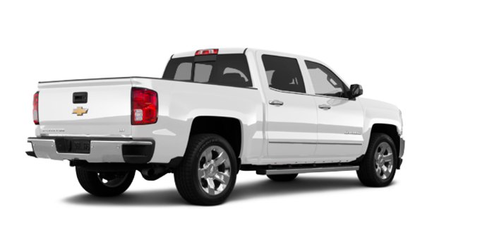 2017 Chevrolet Silverado 1500 LTZ | Photo 5 | Summit White